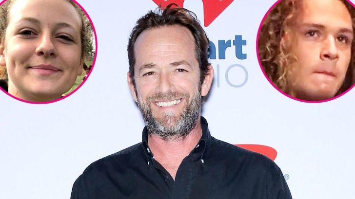 Luke Perry's Kids Get Back to Work After A Month of His Death
