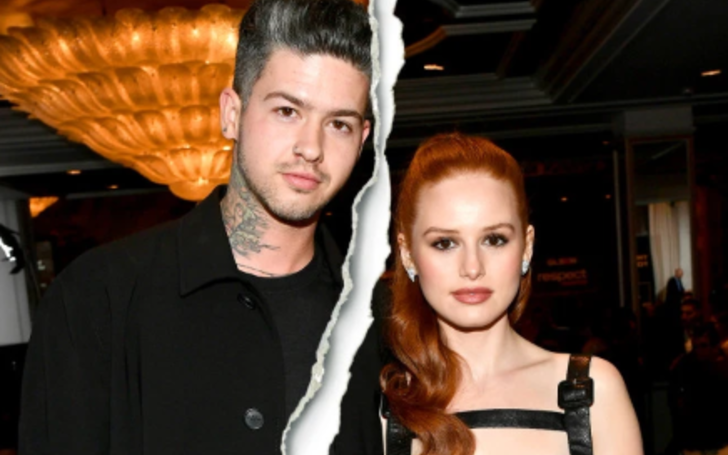 Madelaine Petsch Splits With Travis Mills After 3 Years of Dating