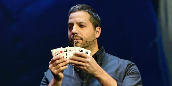 Magicaian David Blaine Is Under Investigation After Two Women Accuse Him Of Sexual Assault