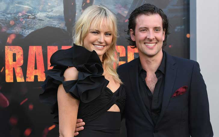 Malin Akerman Married British Actor jack Donnelly In Mexico Following A Year Of Engagement