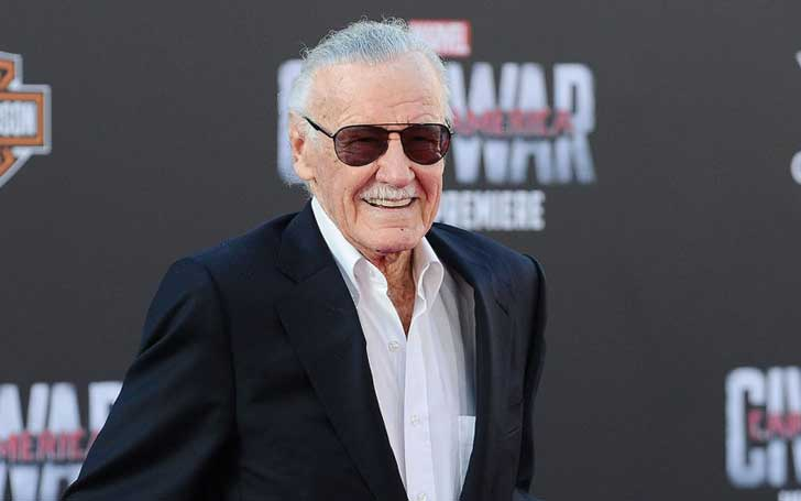 Marvel's Comics Creator Stan Lee Dies At 95