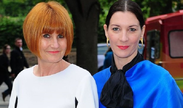 Mary Portas Splits From Her Wife After Being Married For 17 Years