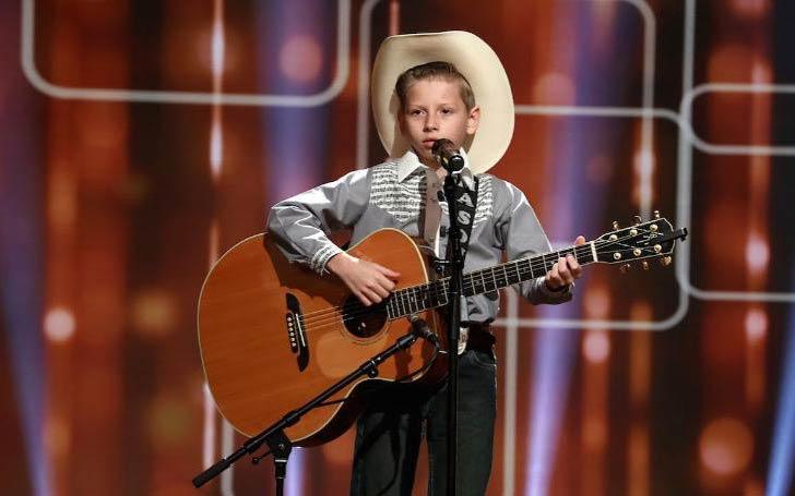 The Yodeling Walmart Boy Mason Ramsey Dominating Spotify