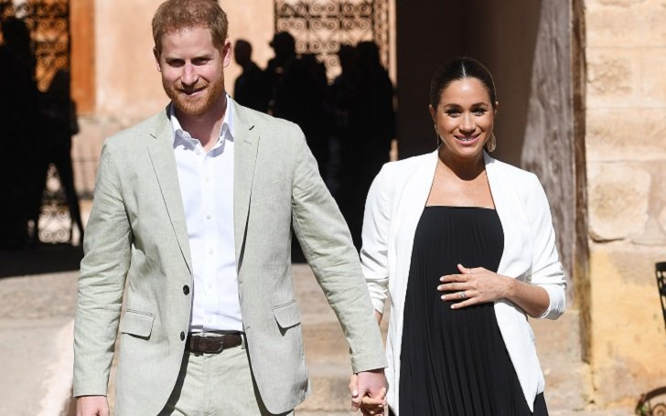Meghan Markle and Prince Harry Have Moved to Windsor Ahead of Royal Baby�s Birth