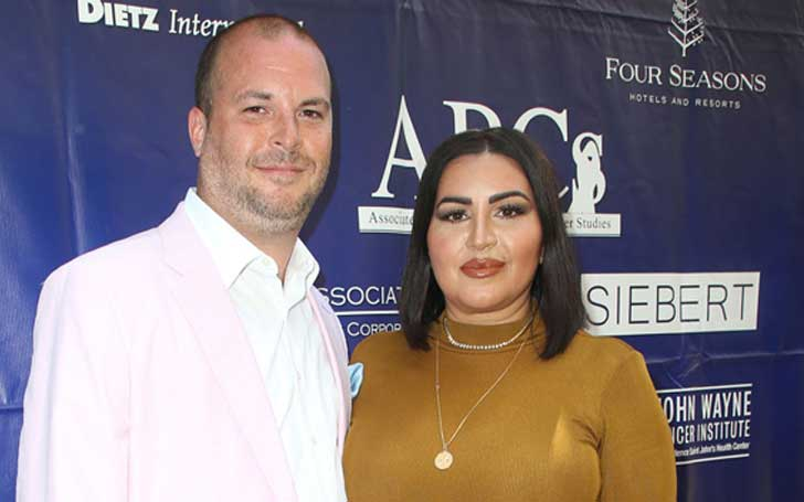 Mercedes Javid Welcomes First Child, Son Shams Francis With Husband Tommy Feight