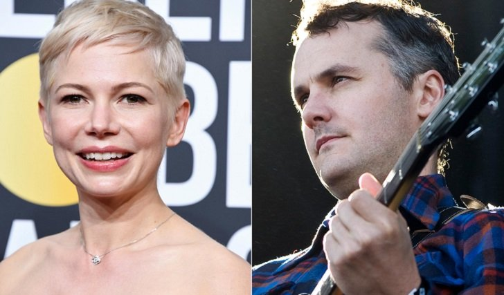 Michelle Williams And Her Musician Husband, Phil Elverum, Have Split