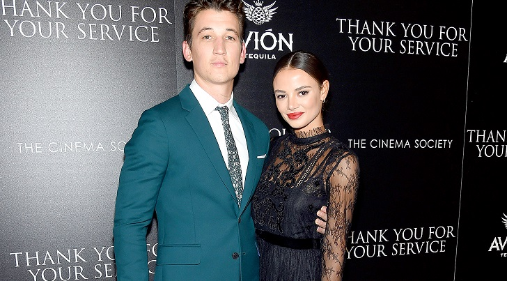 Miles Teller And Model Keleigh Sperry Got Married In Hawaii