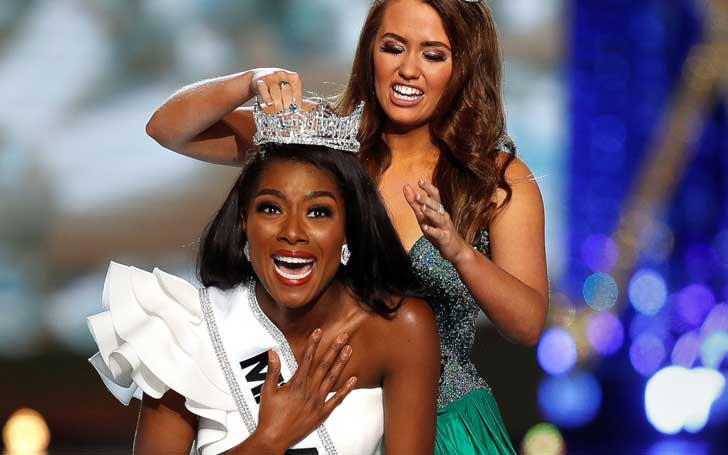 Miss New York Nia Franklin Crowned Miss America 2019