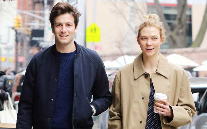 Model Karlie Kloss And Joshua Kushner Engaged To Be Married