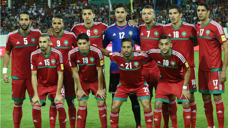 Morocco - National Football Team, World Cup 2018