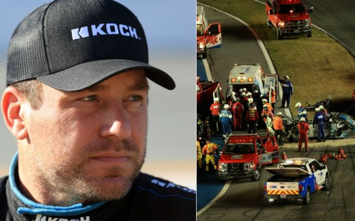 Nascar Race Car Driver Ryan Newman Hospitalized After a Serious Crash