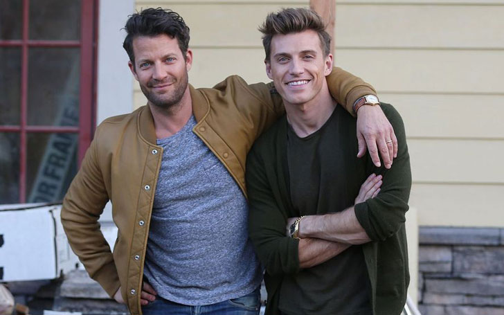 Nate Berkus And Jeremiah Brent Welcome First Son Oscar Michael