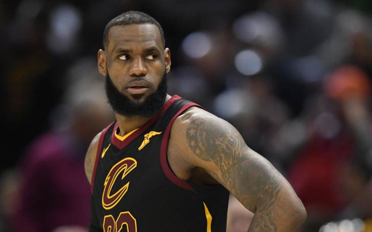 NBA Giant LeBron James Signs 4-Year Contract With Los Angeles Lakers For $153 Million