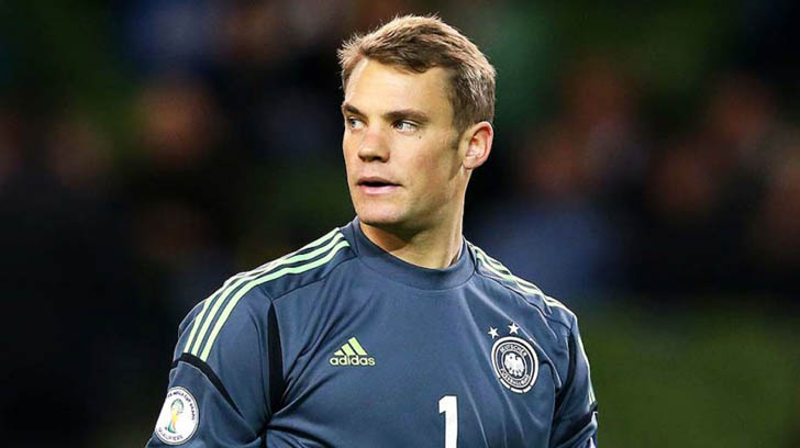 Neuer Uncertain On World Cup Status For Germany National Team