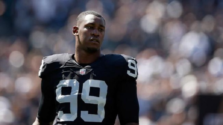 NFL Player Aldon Smith Released From Oakland Raiders Post Domestic Violence Allegations