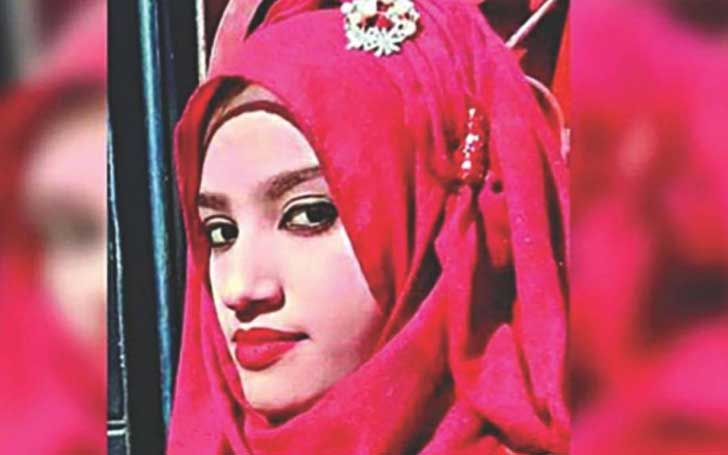 Nusrat Jahan Rafi, 19-Year-Old Bangladeshi Girl Burnt Alive For Reporting Sexual Harassment