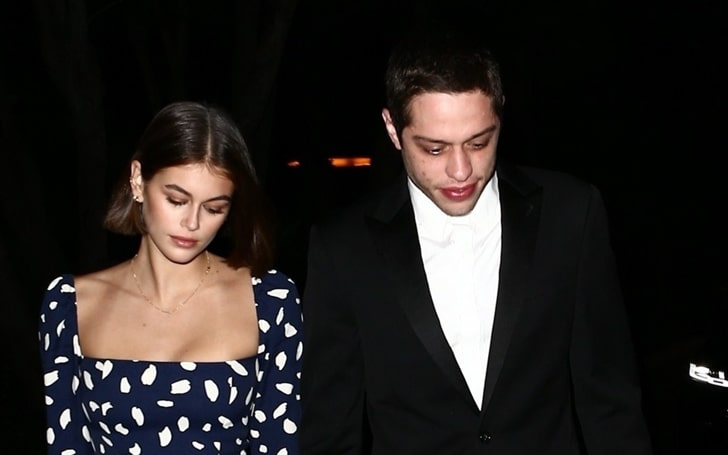 Pete Davidson Spends Romantic