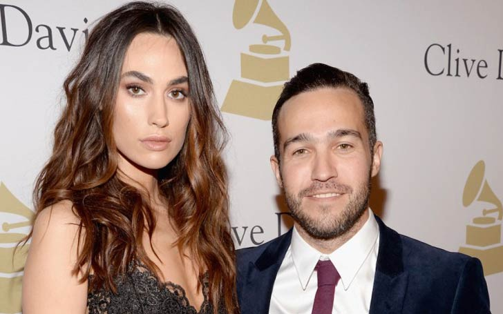 Pete Wentz And Girlfriend Meagan Camper Welcome Second Child, A Baby Daughter