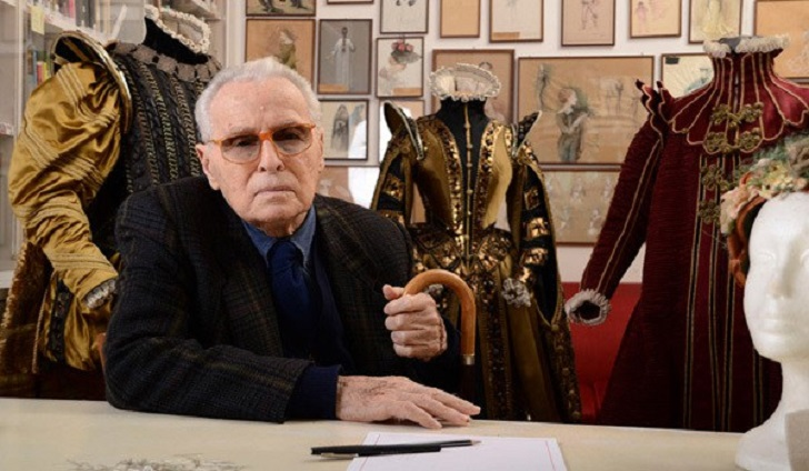 Piero Tosi, Five-Time Oscar-Nominated Designer, Died At The Age Of 92