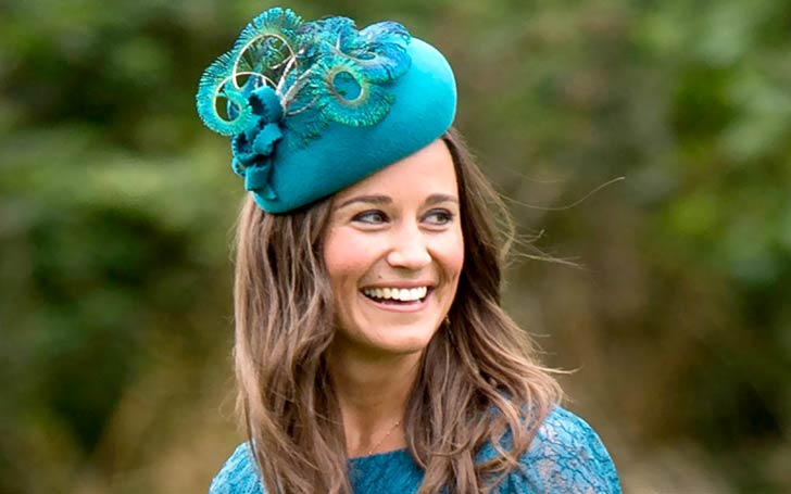 Pippa Middleton Pregnant With Her First Child-Duchess Of Cambridge Kate Middleton Delighted