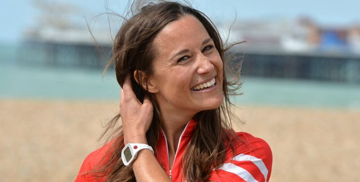 Pippa Middleton Talks About Her Son For The First Time Months After Welcoming Him