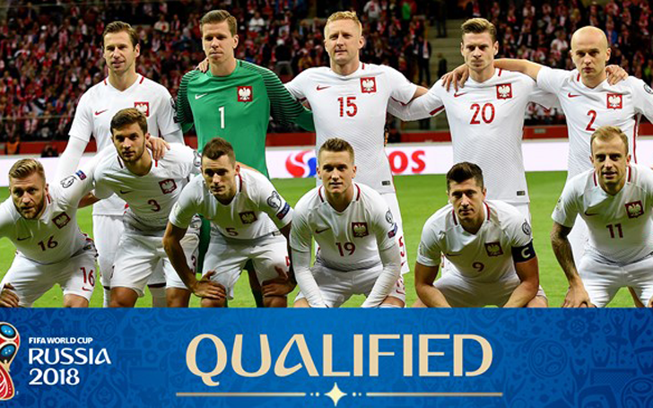 Qualified Team Of World Cup 2018