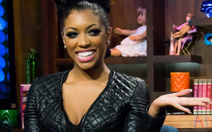 Porsha Williams, RHOA Star Welcomes First Child With Fiance Dennis McKinley