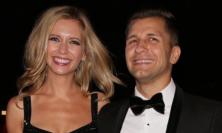 Pregnant Rachel Riley Is Married To Pasha Kovalev
