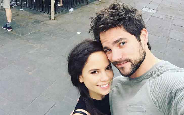 Pretty Little Liars' Brant Daugherty Ties Knot With Actress Kim Hidalgo