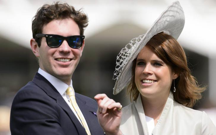 Princess Eugenie And Her Fiance Jack Brooksbank Move Next To Prince Harry And Meghan Markle