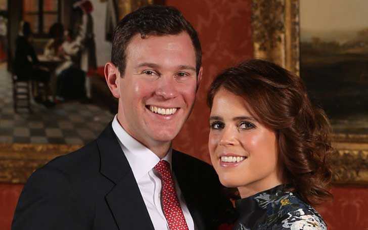 Princess Eugenie Of York Ties Knot With Fiance Jack Brooksbank