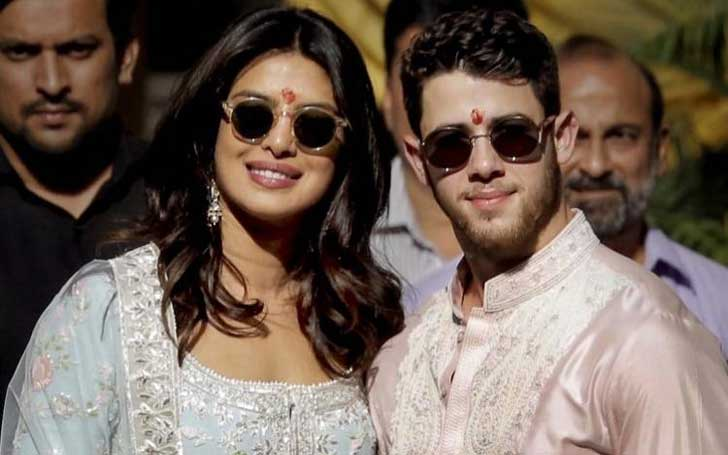 Priyanka Chopra Marries Fiance Nick Jonas In A Western Wedding In India