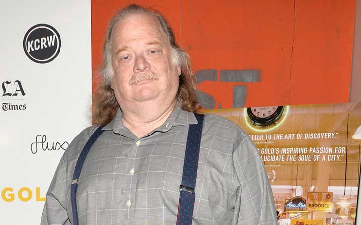 Pulitzer Award Winner And LA Times Restaurant Critic Jonathan Gold Dies At 57