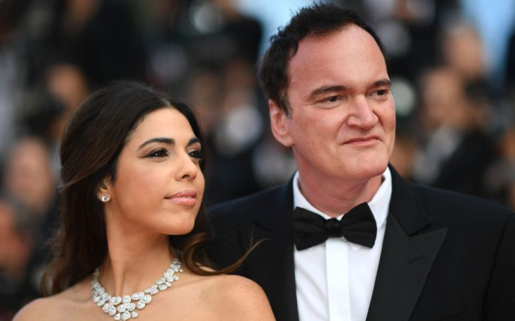 Quentin Tarantino's Wife Daniella Pick Gives Birth to First Child, Welcomes a Baby Boy