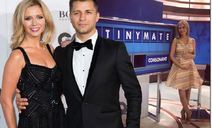 Rachel Riley Is Pregnant! Expecting First Child With Pasha Kovalev