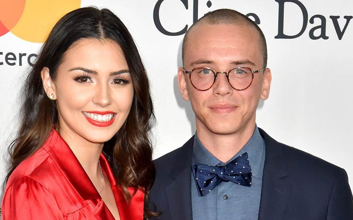 rapper logic and wife jessica andrea file for divorce a month after announcing separation. Black Bedroom Furniture Sets. Home Design Ideas