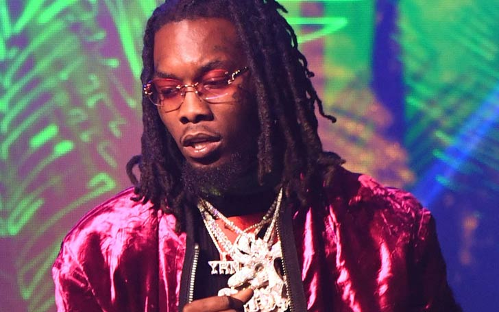 Rapper Offset Hospitalized Following Car Crash-Fiancee Cardi B Rushed To The Hospital