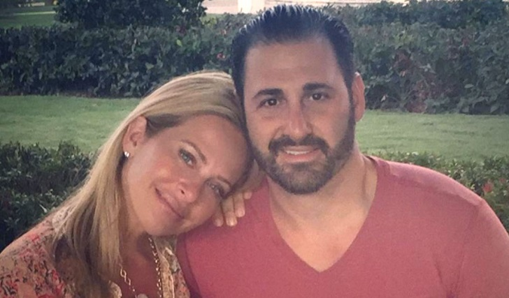 Real Housewives of New Jersey's Dina Manzo Is Married To Dave Cantin