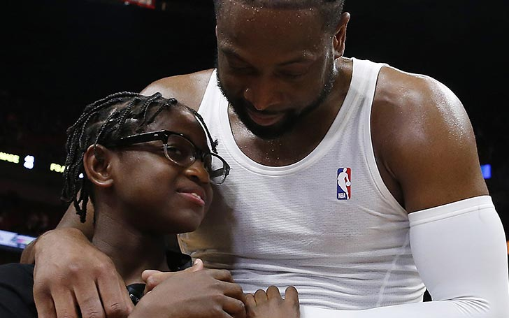 Retired NBA Star Dwyane Wade's Daughter Comes Out As Transgender-Wade Supports His Daughter For Her Decision