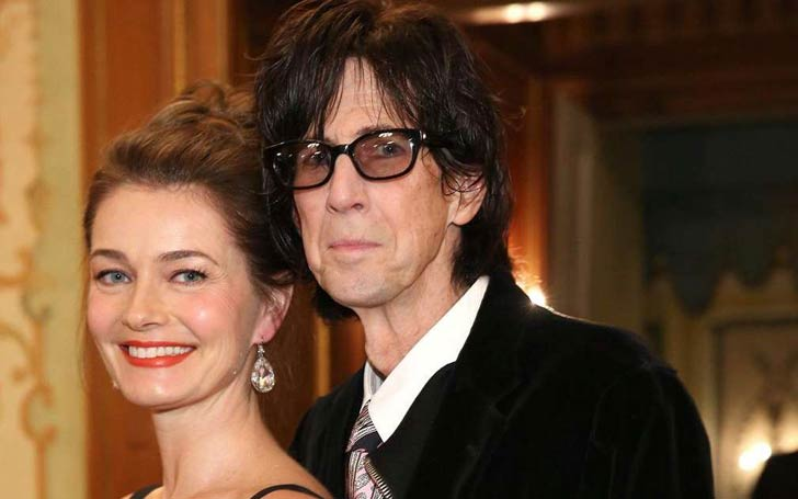 Ric Ocasek And Wife Paulina Porizkova's 28-Year-Long Marriage Ends-Announced On Social Media