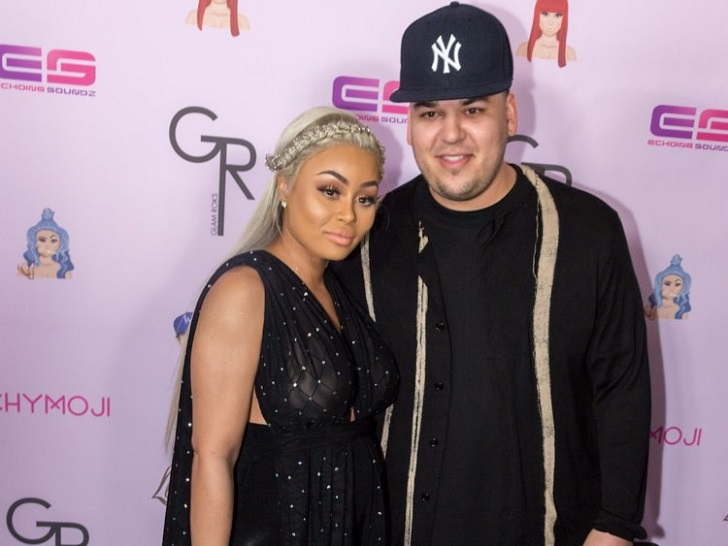 Rob Kardashian's Instagram Account Vanishes After Posting Invalid Pictures Of Former Fiancee Blac Chyna