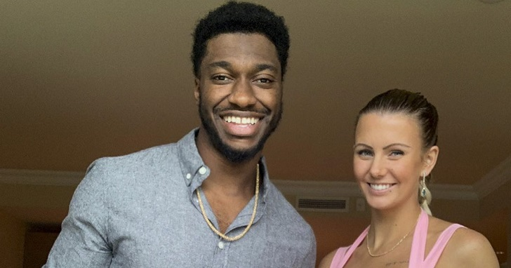 Robert Griffin III And Wife Grete Are Expecting Second Child Together