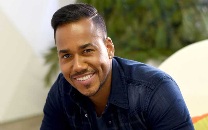 Romeo Santos, Singer And Actor, Welcomes Second Child, A Baby Boy