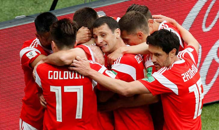 Russia V. Saudi Arabia: The Home Team Has More Chance To Win With An Early Goal