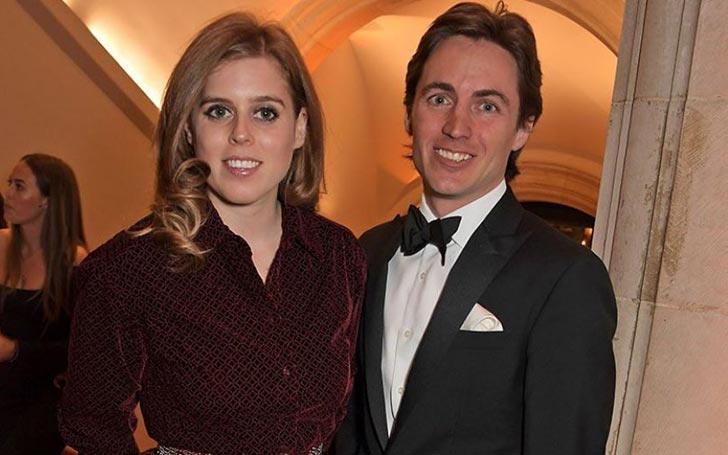 Save The Date! Princess Beatrice Set To Marry Edoardo Mapelli Mozzi On May 29