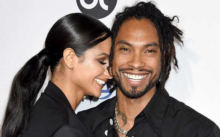 Singer And Songwriter Miguel Marries Longtime Girlfriend Nazanin Mandi In An Intimate Ceremony