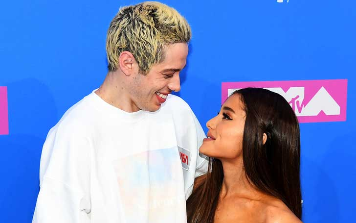 Singer Ariana Grande Calls Off Her Engagement With Pete Davidson