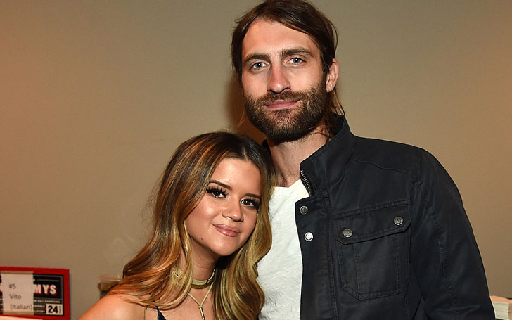 Singer Maren Morris Ties Knot With Fiance Ryan Hurd In Nashville