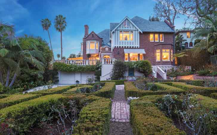 Singer Michael Feinstein Lists Historic Los Feliz Mansion For $18.9 Million