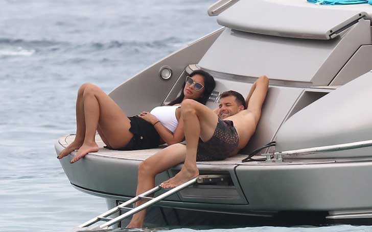 Singer Nicole Scherzinger Packed On PDA With Boyfriend Grigor Dimitrov In Saint Tropez